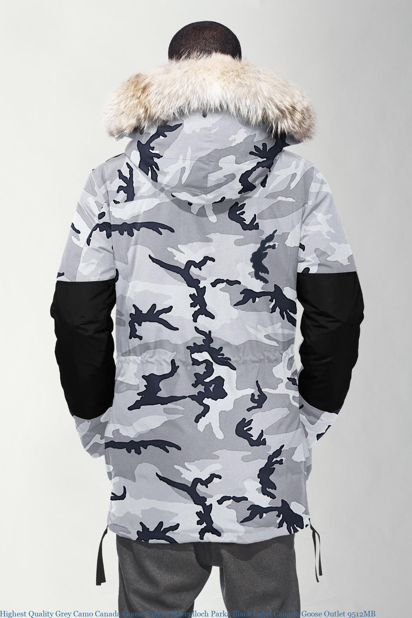 Canada Goose Men's Macculloch Parka