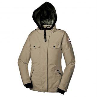 4f2f65c0d0a Outlet Canada Goose wasaga-sand Women\'s Burnett Jacket Canada Goose Sale  101110916